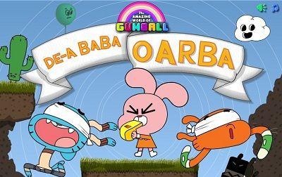 Gumball Baba Oarba