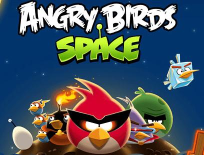 ANGRY BIRDS IN SPATIU