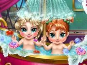 BABY FROZEN BATH