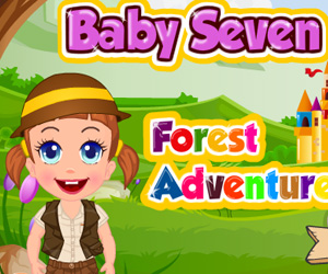 Baby Seven Aventura In Padure