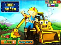 Bob Constructorul Cu Tractorul
