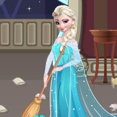 Elsa Frozen Gospodina