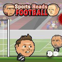 Footbal Sport Heads