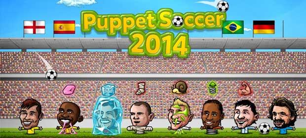 Fotbal Puppet 2014