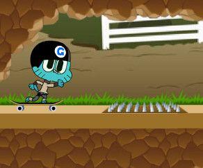Gumball Pe Skateboard