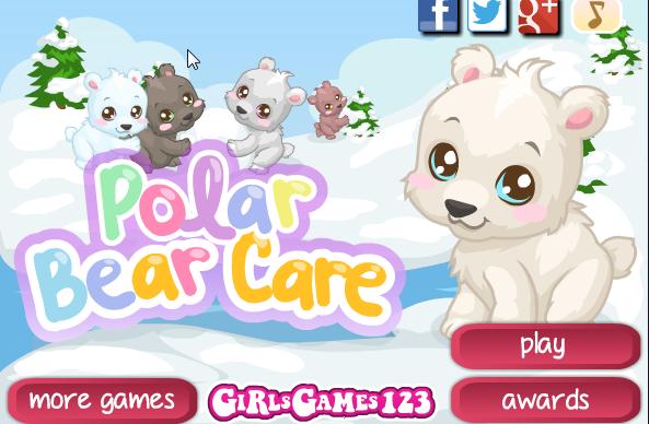 Ingrijeste Ursuletul Polar