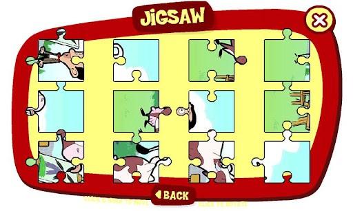 Mr Bean Puzzle