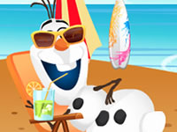 OLAF IN VACANTA