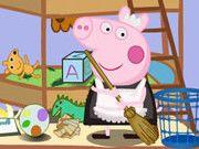 PEPPA PIG CURAT IN CAMERA
