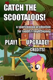 Prinde-l Pe Scootaloos
