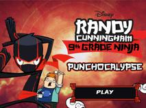 RANDY CUNNINGHAM PUNCHOCALYPSE