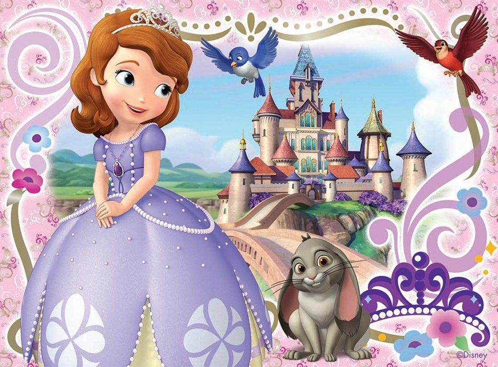 Sofia In Gradina Castelului