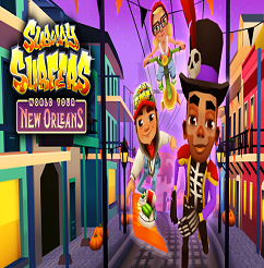 Subway Surfers Puzzle