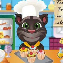 TALKING TOM GATESTE
