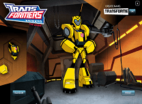 TRANSFORMERS BUILDER